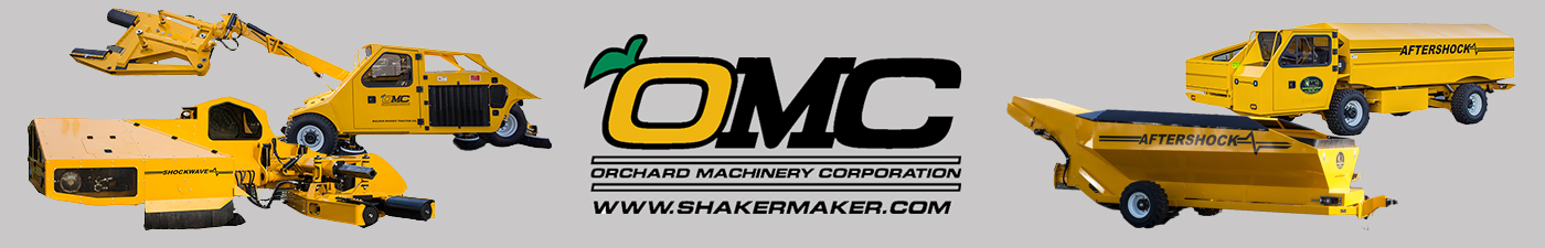Banner for OMC with two shakers a shuttle and a cart